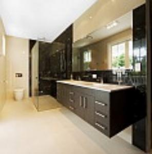 Luxuary new bathroom in Brisbane inner city suburb