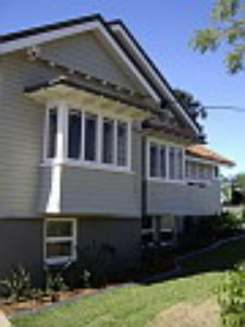 Colour consultation for classic Brisbane house
