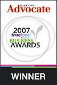 TRUE LOCAL BUSINESS AWARD WINNERS FOR 2007, 2008 A