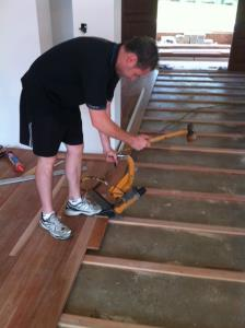 Sydney Strip flooring supply and installation