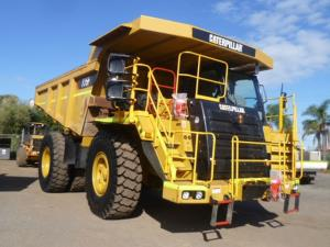 777F and Other Models - Dump Truck Hire