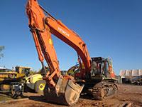 Small to Large Excavator Rental