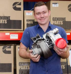 Genuine Cummins Parts and Service specialists