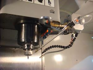 Works well for CNC machines of all kinds.