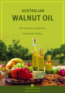 Wellwood Organic Walnut Products