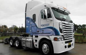 SCTR - Heavy Haulage Truck Hire in Sydney