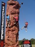 Amusement Ride Hire Gold Coast Rock Climbing Wall