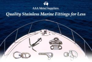 stainless marine fittings