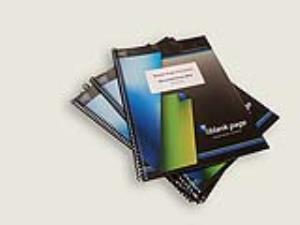 Blank Page Training Manuals and Courseware