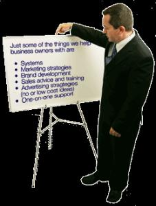 Services provided by BBN business coaching