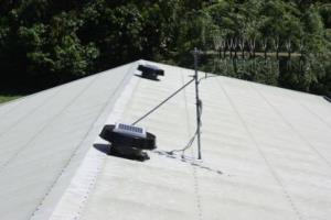 Solar cooling for business