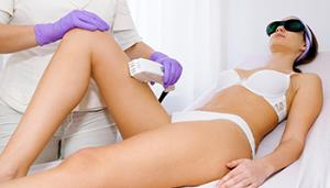 Permanent Hair Removal IPL
