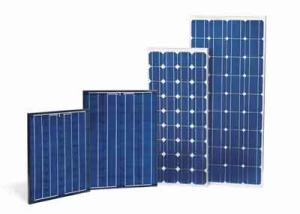 Solar Panels & Regulators