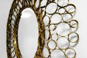 Interior Decoration - finding the perfect mirror