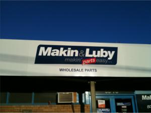 MAIK & LUBY CAR DEALER PARTS STORE
