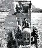 Harvesting the old way