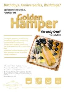 Golden Hamper - REDUCED