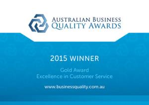 Gold award winning Clinic