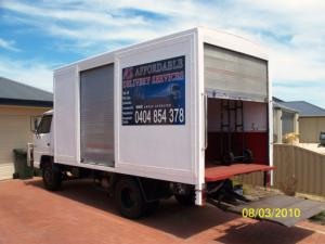 CHEAP FURNITURE REMOVALS & SMALL MOVE MAN WITH VAN