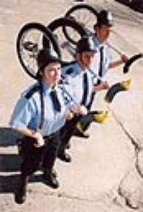 Special Unicycle Patrol