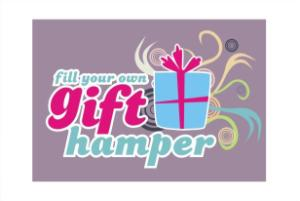 fill your own gift hamper