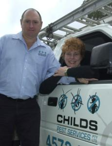 Business Owners - Sandy & Glenn
