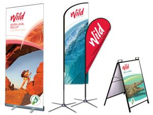 Portable Display Products