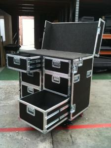 Heavy Duty AC-DC Guitar Tech Case