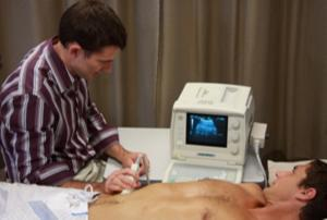 Ultrasound for Core Assessment