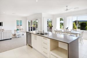 Brand new villas at Forresters Beach