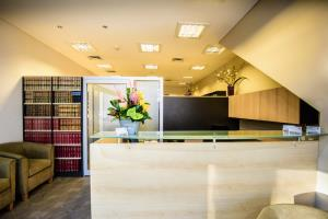 Lees and Givney Solicitors reception area