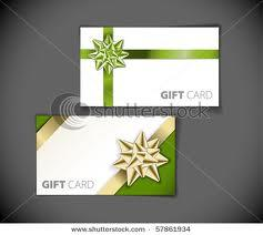 Gift Cards offered