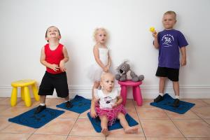 OZ TOTS (Toddlers - Kinders)