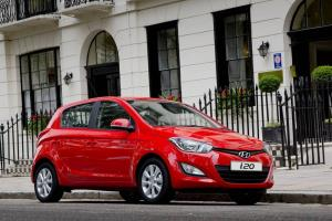 Hyundai i20- City Car