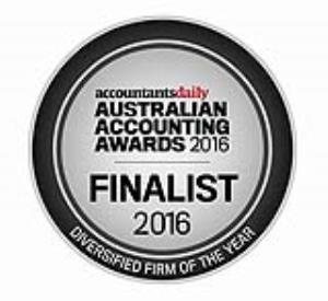 Australian Accounting Awards - Finalists