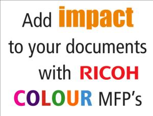 Colour Copiers that can fax scan & even email