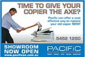 Give your copier The Axe