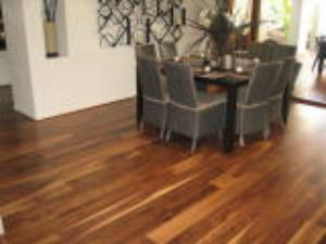 Walnut Timber Floor