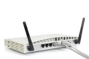 Network ADSL Router