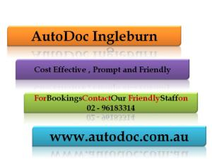 Automotive Repairs Ingleburn