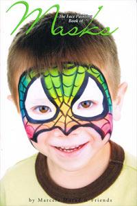 Face Painting Books and Magazines