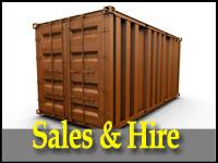 Shipping Container Sales and Hire
