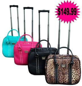 Kardashian Kollection Luggage Bags