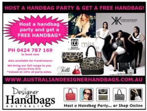 Host a Kardashian Kollection handbag party Sydney