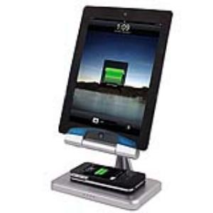 iPhone wireless charger and iPad dock