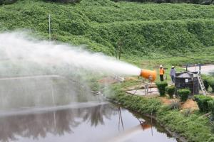 Wastewater Treatment - reduce tailings dam water