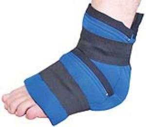 Ankle Sports Ice Wrap
