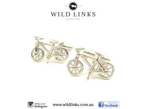 Bikes - Cufflinks | Weddings | Gifts | Men | Women