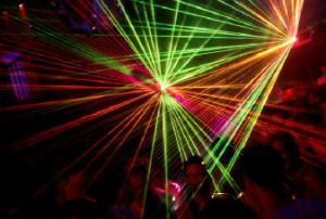 Dance Party at Sydney Nightclub