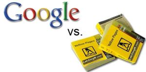 Google or Yellow Pages
